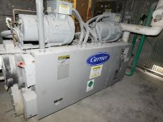 CARRIER 30HXC086RY-640AA SCREW COMPRESSOR WATER-COOLED CHILLER WITH BLOWERS, 460V/3PH, S/N: