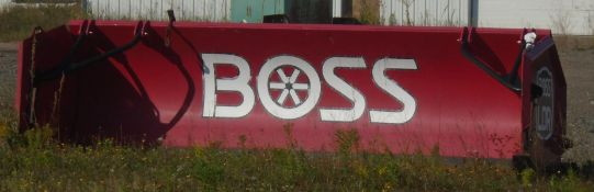 BOSS BXP16539 14' TRIP EDGE PLOW ATTACHMENT