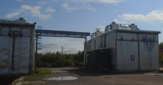 ENERGIE F.E.I. KILN & BOILER SYSTEM CONSISTING OF (2) ENERGIE F.E.I. WOOD DRYING KILNS WITH 150,