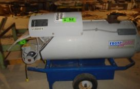 IDF SERIES DIRECT-FIRED FROST FIGHTER PORTABLE HEATER UNIT