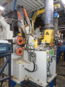 GILBERT (2015) (6) ROLL PLANER LINE WITH GILBERT 5 AXIS COMPUTERIZED POSITIONING SYSTEM, 2000 FPM,