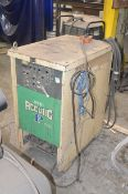 LOT/ ACCUTIG P500 WELDING POWER SOURCE AND THERMAL DYNAMICS CUTMASTER 151 PLASMA CUTTER, BOTH NOT IN