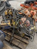 LOT/ ELECTRIC CHAIN HOISTS, S/N N/A [RIGGING FEE FOR LOT #30 - $25 CAD + APPLICABLE TAXES]