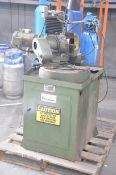 """RUSH (2006) 250A HEAVY DUTY FLOOR TYPE TOOL AND CUTTER GRINDER WITH 3/32"""" TO 2"""" MAX CAPACITY, S/N"""