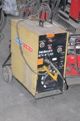 HOBART BETAMIG 200 PORTABLE DIGITAL MIG WELDER WITH CABLES AND GUN, S/N N/A [RIGGING FEE FOR LOT #20