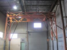 SMS 5 TON CAPACITY TRAVELLING GANTRY CRANE SYSTEM, S/N N/A [RIGGING FEE FOR LOT #29 - $750 CAD +