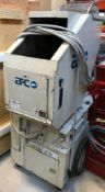 AEC PORTABLE PLASTIC GRINDING MACHINE, S/N: N/A [RIGGING FEES FOR LOT# 19 - $25 USD PLUS