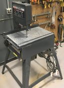 "CRAFTSMAN 12"" 2-SPEED VERTICAL BAND SAW WITH 1.5 HP, TILTING HEAD, S/N: N/A [RIGGING FEES FOR LOT# 5"