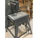 """CRAFTSMAN 12"""" 2-SPEED VERTICAL BAND SAW WITH 1.5 HP, TILTING HEAD, S/N: N/A [RIGGING FEES FOR LOT# 5"""