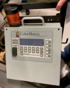 COLOR MATRIX CM2000 COLOR METERING SYSTEM, S/N: N/A
