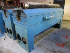 """GERLACH 3M OVEN WITH 60KW KROMSCHRODER BURNERS, 8"""" X 4"""" PART OPENING, S/N: N/A (CI) [1021] ("""