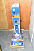 BRANSON (2006) 2000IW INTEGRATED ULTRASONIC PLASTIC WELDER WITH 1200W, S/N: WLA06046695 (BRAND
