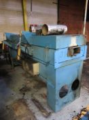 """GERLACH 3M OVEN WITH 60KW KROMSCHRODER BURNERS, 8"""" X 4"""" PART OPENING, S/N: N/A (CI) [1016] ("""