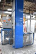 MFG UNKNOWN VERTICAL WIRE ACCUMULATOR, S/N: N/A (CI) [RIGGING FEES FOR LOT #3 - $1500 CAD PLUS