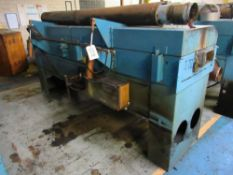 """GERLACH 3M OVEN WITH 60KW KROMSCHRODER BURNERS, 8"""" X 4"""" PART OPENING, S/N: N/A (CI) [1018] ("""