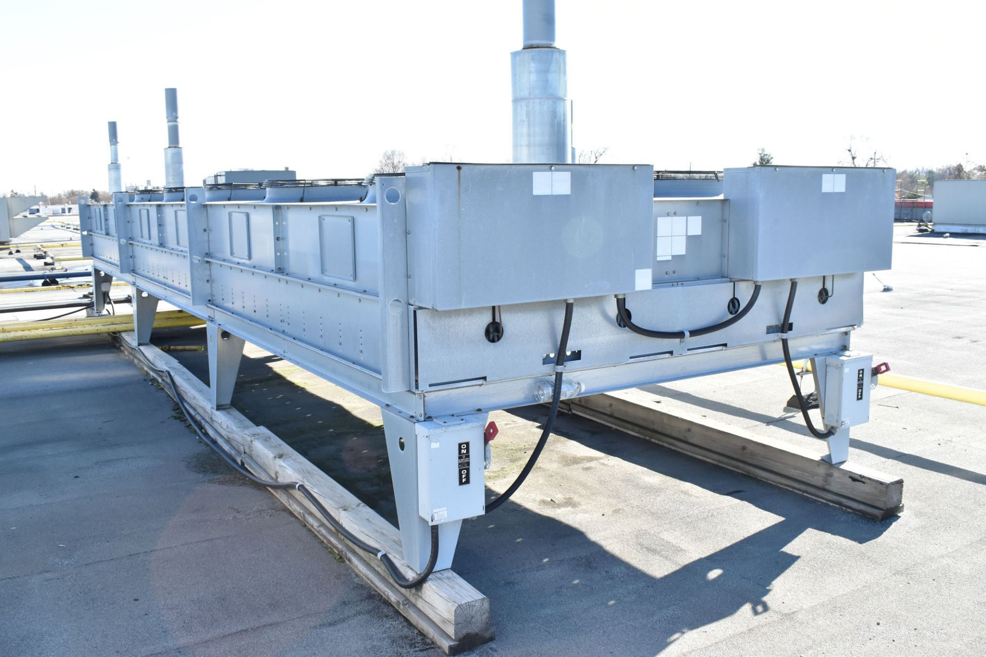 BERG AQR-160-2/2 SKID-MOUNTED INDUSTRIAL CHILLER WITH 160 TON CAPACITY, 178 HP, BERG SC6 TOUCH- - Image 13 of 13