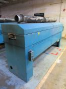 """GERLACH 3M OVEN WITH 60KW KROMSCHRODER BURNERS, 8"""" X 4"""" PART OPENING, S/N: N/A (CI) [1022] ("""