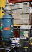 UNA-DYN DRYING HOPPER WITH DIGITAL CONROL & WHITLOCK VACUUM LOADER (LOCATED IN BRAMPTON, ON)