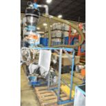 HAMILTON VECTRA VACUUM LOADER WITH MAGNETIC PULL-OUT DRAWER (LOCATED IN BRAMPTON, ON) [RIGGING