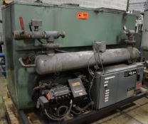 MOLD TEMP MAC-30-C 30 HP CHILLER UNIT, S/N: 05-01-001 (CI) (LOCATED IN BRAMPTON, ON)