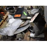LOT/ MOULD-TEK & MOTAN MATERIAL HOPPERS WITH ACCESSORIES (LOCATED IN BRAMPTON, ON) [RIGGING FEES FOR