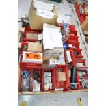 LOT/ PALLET WITH CONTENTS CONSISTING OF FILTERS, COILS AND EXTRUDER LINE COMPONENTS [RIGGING FEES