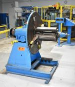 LITTELL UNCOILER, S/N: N/A (CI) [RIGGING FEES FOR LOT #4 - $250 CAD PLUS APPLICABLE TAXES]