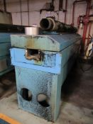 """GERLACH 3M OVEN WITH 60KW KROMSCHRODER BURNERS, 8"""" X 4"""" PART OPENING, S/N: N/A (CI) [1008] ("""