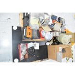 LOT/ PALLET WITH CONTENTS CONSISTING OF EXTRUDER LINE COMPONENTS [RIGGING FEES FOR LOT #84 - $50 CAD