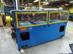 STRATFORD AUTOMATION ROLLING MILL WITH 40HP MOTOR, S/N: 040813 (CI)