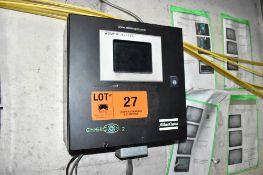ATLAS COPCO ENERGON 2 COMPRESSOR CONTROLLER, S/N: N/A (CI)