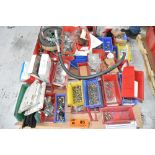 LOT/ PALLET WITH CONTENTS CONSISTING OF HARDWARE, FITTINGS, AND EXTRUDER LINE COMPONENTS [RIGGING