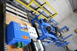 MFG UNKNOWN HORIZONTAL OVER/UNDER UNCOILER, S/N: N/A (CI)
