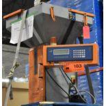 MOTAN BLENDER/MIXER WITH MOTAN DIGITAL CONTROL (LOCATED IN BRAMPTON, ON) [RIGGING FEES FOR LOT #