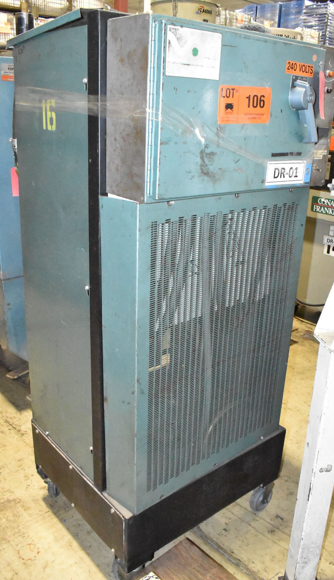 WHITLOCK 50CL DEHUMIDIFYING DRYER, S/N: 7810148 (LOCATED IN BRAMPTON, ON) [RIGGING FEES FOR LOT #106