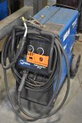 MILLER MILLERMATIC (2010) 252 PORTABLE MIG WELDER WITH CABLES & GUN, S/N: MA390339M (NO TANK) [