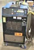 MILLER (2014) PROHEAT 35 DIGITAL INDUCTION HEATING WELDING POWER SOURCE, S/N: ME100023G [RIGGING