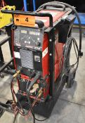 LINCOLN (2015) ELECTRIC ASPECT 375 DIGITAL TIG WELDER WITH LINCOLN ELECTRIC COOL ARC 47 WATER