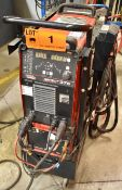 LINCOLN (2018) ELECTRIC ASPECT 375 DIGITAL TIG WELDER WITH LINCOLN ELECTRIC COOL ARC 47 WATER