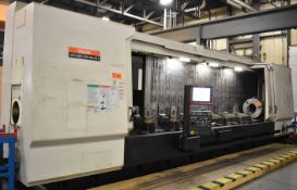 MAZAK (2010) SUPER VELOCITY CENTER 2000L/200-II HIGH SPEED CNC TRAVELLING COLUMN VERTICAL