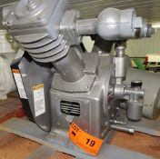 GARDNER DENVER ANPEAA NATURAL GAS COMPRESSOR WITH 250 PSI, 4.25 & 4.25X4.50 BORE AND STROKE, S/N: