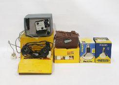 Quantity of vintage boxed Kodak camera equipment, assorted