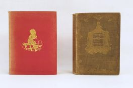 "Barrie, J M  ""Peter and Wendy"", illustrated by F D Bedford, London, Hodder & Stoughton, 5th and"