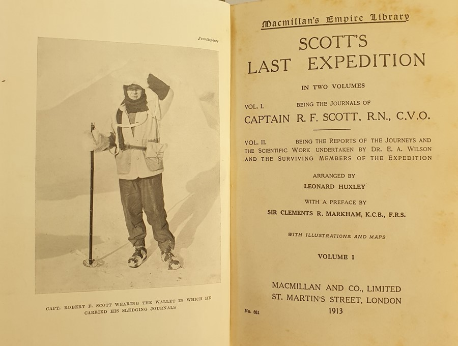 """Lot 9 - Whymper, Edward """"Scrambles Amongst the Alps in the Years 1860-69"""", John Murray 1893, 4th edition,"""