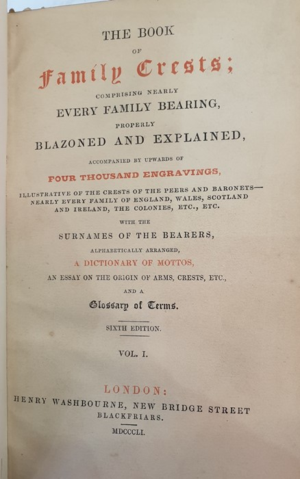"""Lot 26 - Assorted volumesincluding two volumes of """"The International Scientific Series"""", """"The Book of Family"""