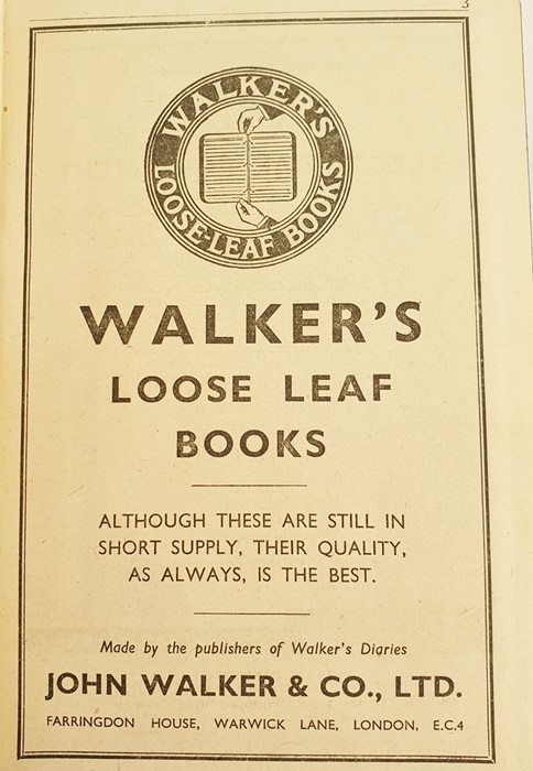 """Lot 7 - """"Army and Navy Stores Limited General Price List 1935-36"""", fully illustrated catalogue and"""
