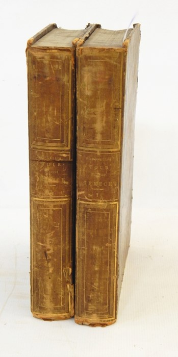 """Lot 13 - Dodwell, Edward """"A Classical and Topographical Tour through Greece during the years 1801, 1805 and"""