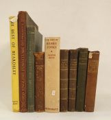 """Assorted volumesincluding two volumes of """"The International Scientific Series"""", """"The Book of Family"""