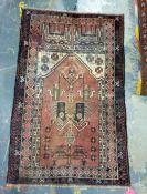 Old Baluchi, 130cm x 83cm