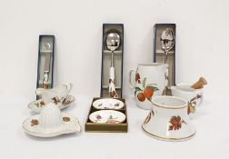 Royal Worcester Evesham pattern, freezer to oven, oven-to-tableware, etc, to include jug, milk